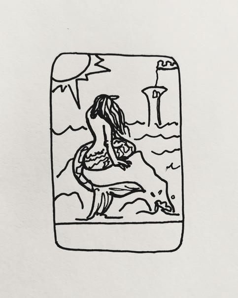 Medium: ink
