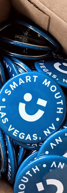 SMART MOUTH BUTTONS