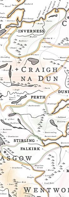 OUTLANDER MAP