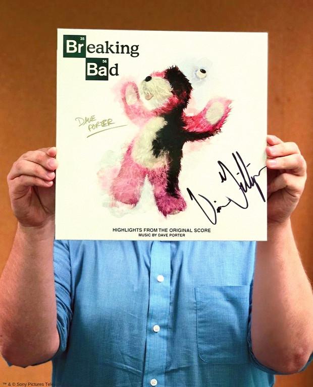 'Bear' Album Cover Art