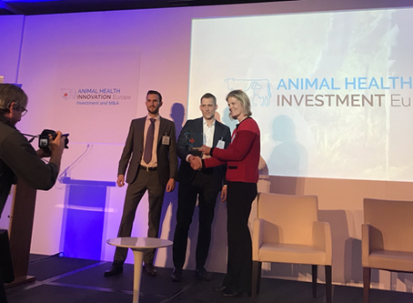 BunyaVax wins innovation award in London