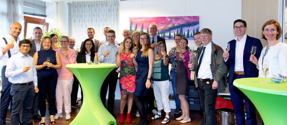 LARISSA consortium kicks-off in Lelystad