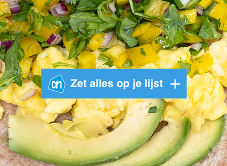 Verdify introduces home-delivery of medical diet ingredients via Albert Heijn supermarket