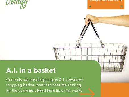 A.I. in a basket