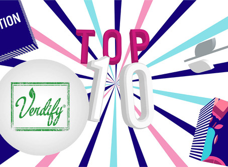 Verdify selected as one of the Top 10 innovations of Nutrition