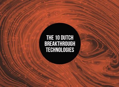 BunyaVax featured in 10 Dutch Breakthrough Technologies for 2018