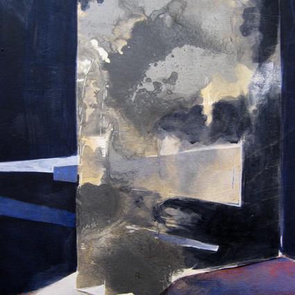 2016, Acrylic on Panel, 11 x 14