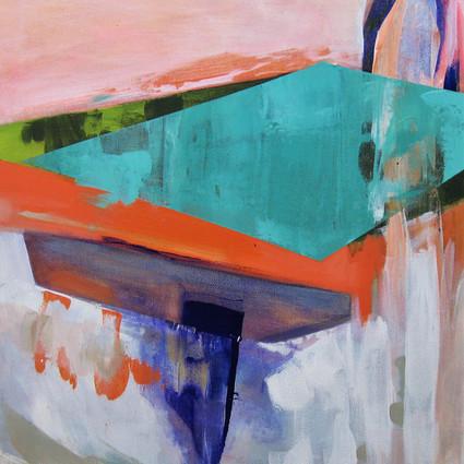 2015, Acrylic on Canvas, 11 x 14
