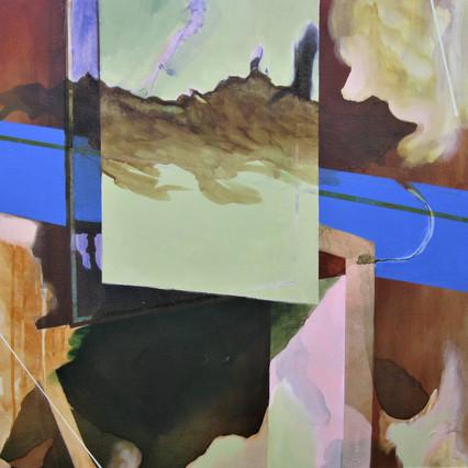 2018, Acrylic on Canvas, 18 x 24