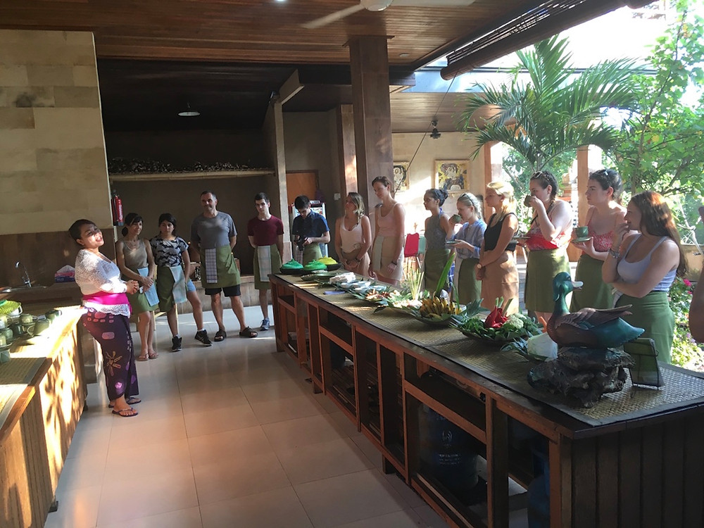 Paon Bali Cooking Class