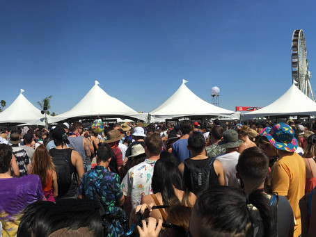 Coachella II - Gelişme