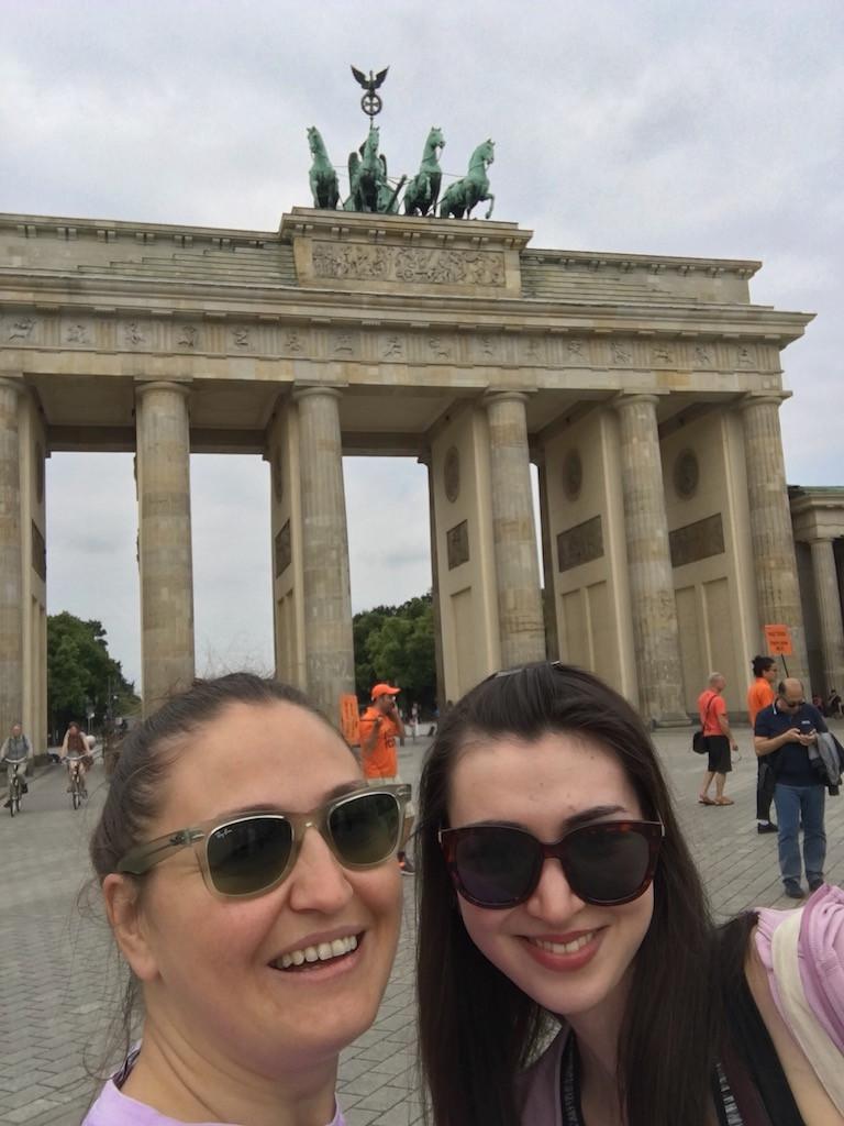 Brandenburg Kapısı