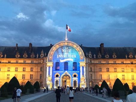 Paris'te İkinci Yarı