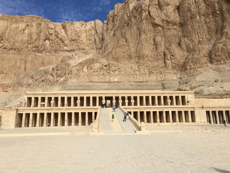 Luxor'dan Aswan'a Antik Mısır