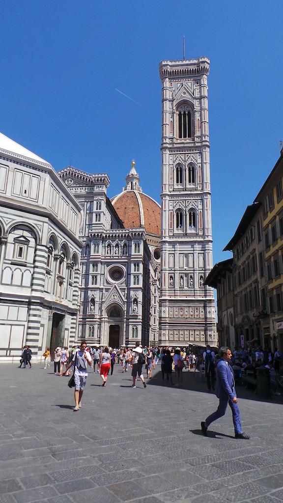 Duomo Floransa, fotoğraf: Hikmet Oğlakçı