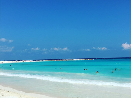 Cancun ve Karayip Mavisi