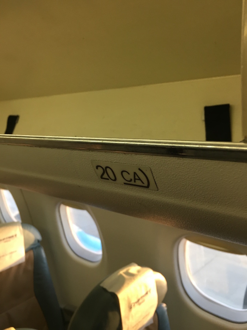 Egypt Air Jeti