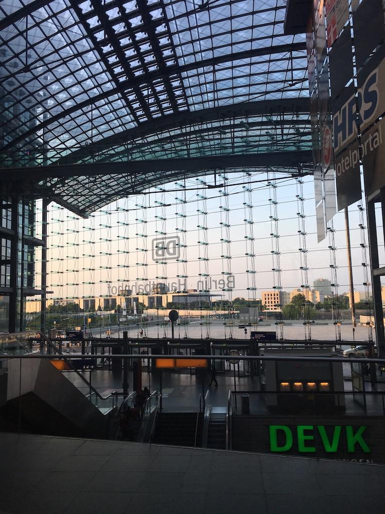 Berlin Tren Garı