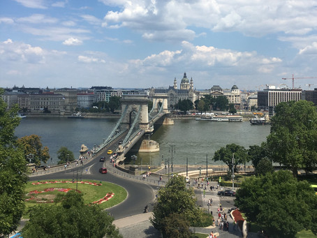 Köprülerle Bağlanan Şehir Budapeşte