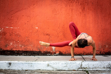 How can yoga ease anxiety?