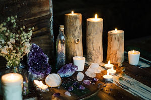 _Mystical Altar Amethyst Candles.jpg
