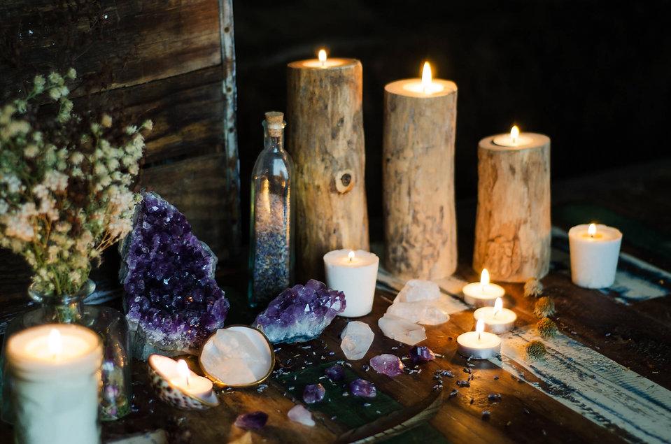 _Mystical Altar Amethyst Candles.jpg