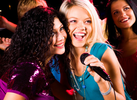 Our Song - How Karaoke Inspired Our Events Empire