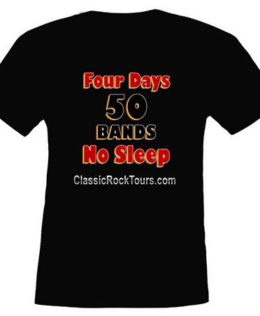 Mens T Shirt Back