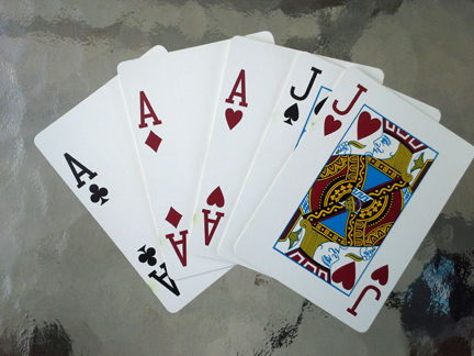 Poker and other Card Games