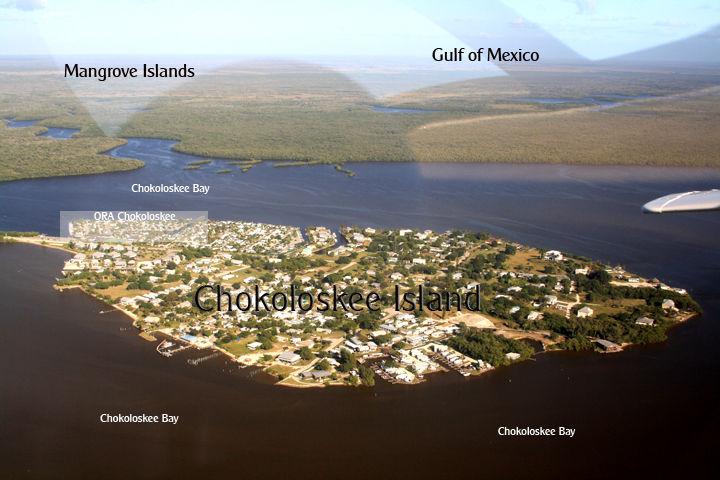 At ORA Chokoloskee... Premier SW Florida RV Resort