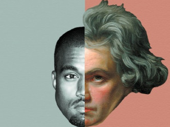 Yes...Beethoven and Kayne Will Become One