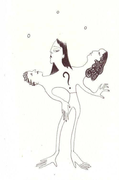 """Noélie Raix - """"Dissociation"""""""