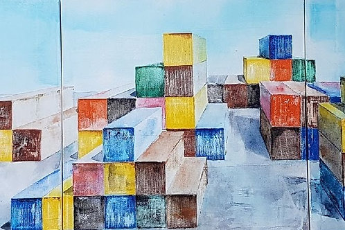 Valérie Thielemans - Containers 2
