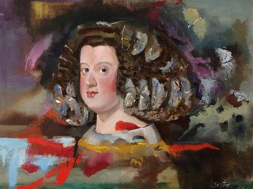 Antonio Sastre - Menina I