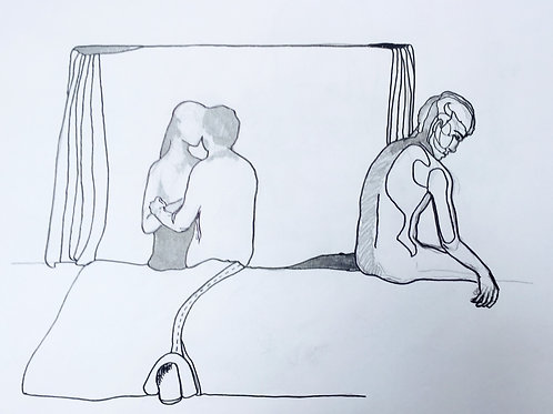 """""""P"""" - """"Le Théâtre"""""""