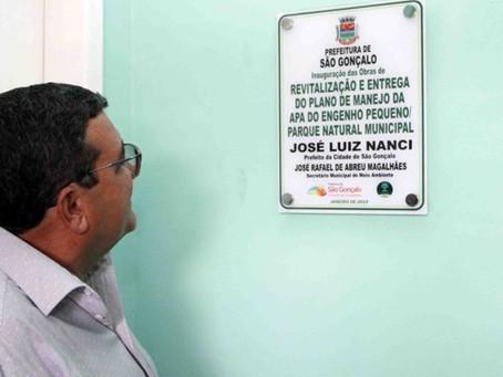 Nanci entrega Plano de Manejo, obras e revitalização da APA do Engenho Pequeno