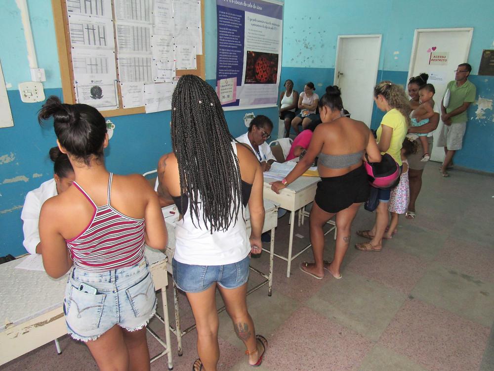 Milhares de pessoas procuraram os postos de vacinação desde o início da campanha/Foto: Divulgação