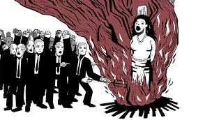 Caça às Bruxas e o feminicídio, por Rafael Abreu