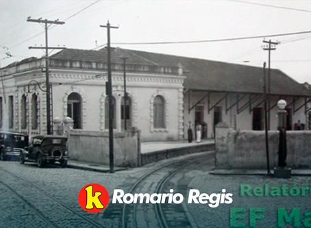 Ferrovias Gonçalenses como alternativa para o escoamento industrial, por Romario Regis