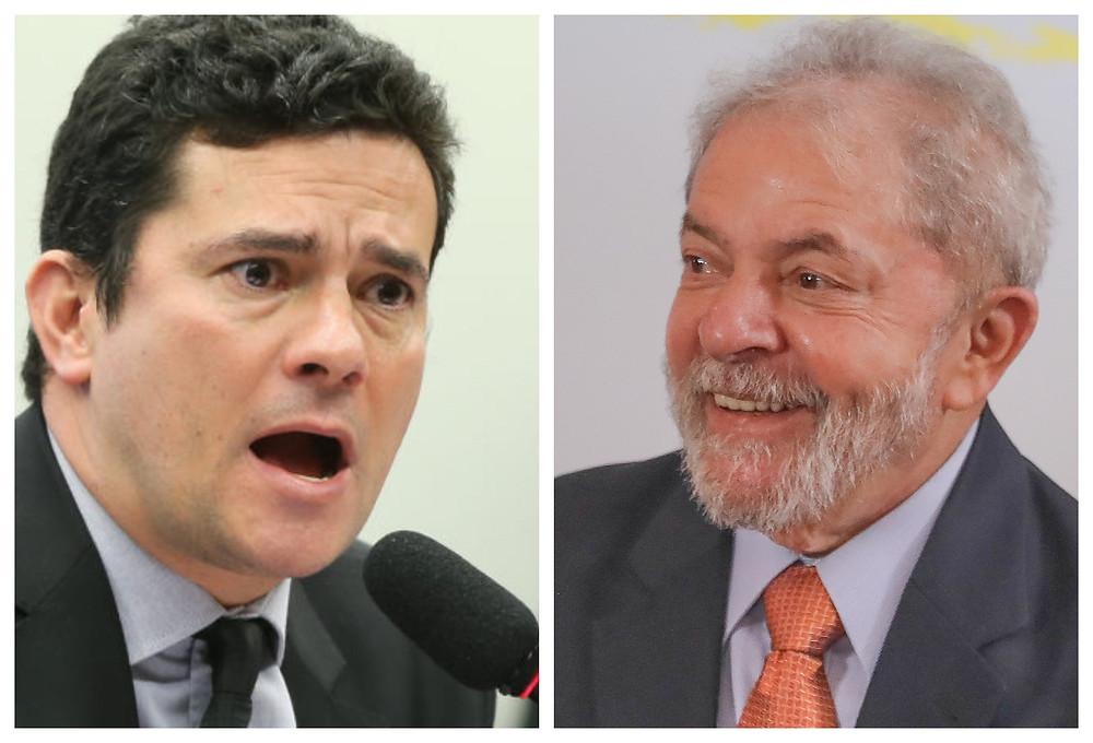 Lula riu por último/Foto: Reprodução
