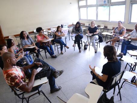 FFP-UERJ oferece cursos para professores da rede de SG
