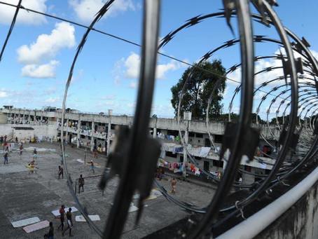 Em dez anos, população carcerária quase dobrou no Brasil
