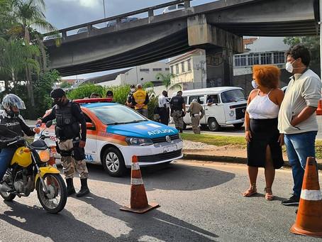 Governo Nelson silencia sobre as 'barricadas' de Niterói