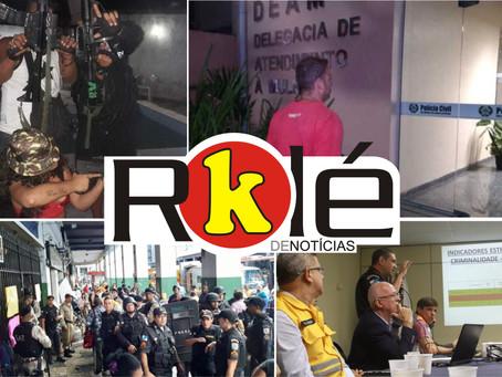 Preso homem que tentou matar mulher a tesouradas; Famílias são obrigadas a deixar prédio em Niterói