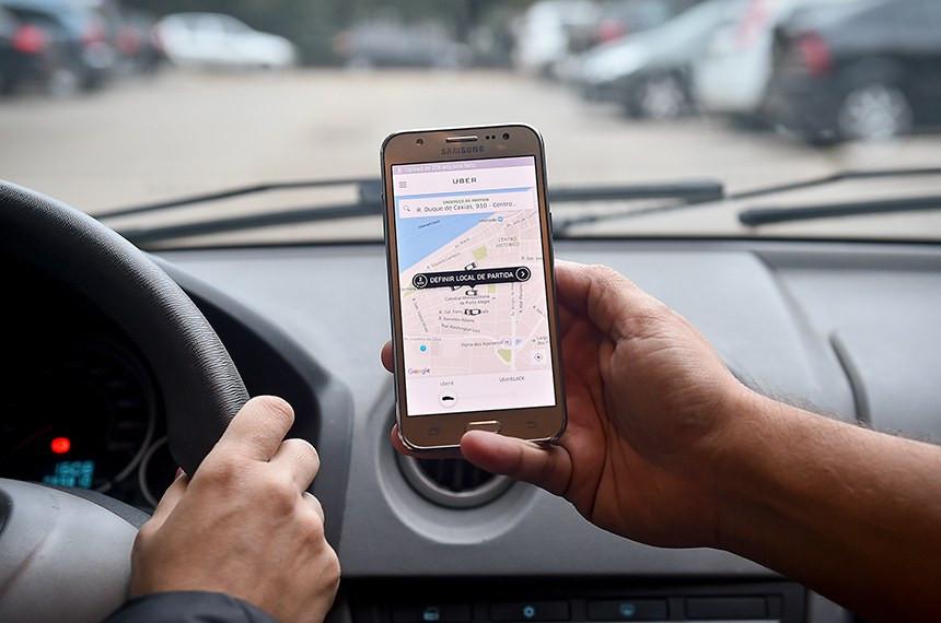 Motoristas, porém, teriam direito a  seguro para furto ou roubo do veículo/Ederson Nunes/CMPA
