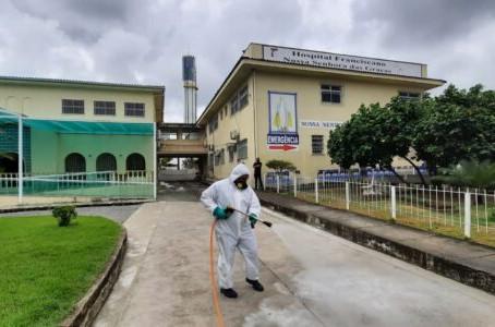 O atendimento contra o coronavírus no Hospital das Freiras começa com uma mentira, por Mário Lima Jr