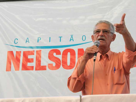 Capitão Nelson toma posse na Alerj e já é candidato instantâneo à prefeitura de SG em 2020