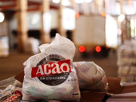 """Campanha """"Natal Sem Fome"""" começa neste domingo em todo o país"""