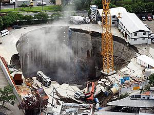 O buraco, por Fábio Rodrigo