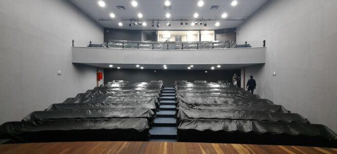 Interior do Teatro/Foto: Divulgação